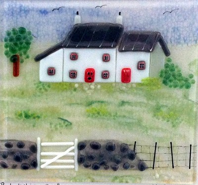 Pembrokeshire Cottages by Melanie Boorman