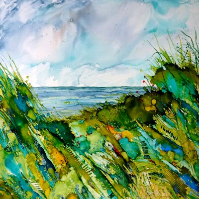 Glimpse of the Sea by Pauline Beynon