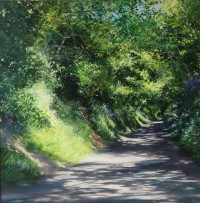 Down the Dappled Greenway By Heather Howe